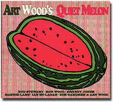 ART WOOD'S QUIET MELON