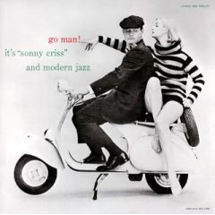 SONNY CRISS / GO MAN!