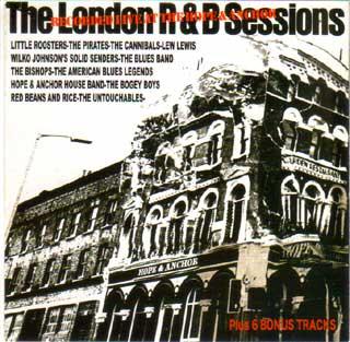 ロンドンR&Bセッションズ