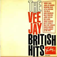 THE VEE JAY BRITISH HITS