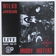 IN MEMORY OF MUDDY WATERS / THE WILKO JOHNSON AND LEW LEWIS BAND