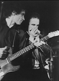 WILKO JOHNSON AND LEW LEWIS BAND